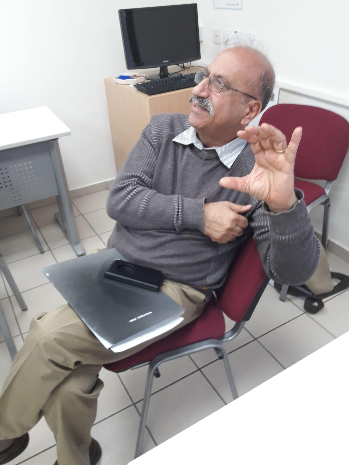 קורס תקשורת מקרבת ורב תרבותיות למורים ערבים ויהודים יחד